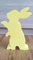 Фигурка  кролика из пенопласта, 30см