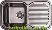 Мойка кухонная Trion Model 43x76 (гладкая)