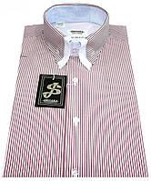 Мужская рубашка с коротким рукавом в полоску S 5.1 7338-V5, фото 1