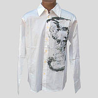 Рубашка мужская D&A белая
