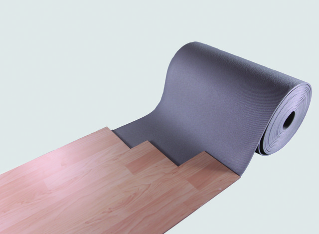Подложка Polifoam под ламинат и паркет
