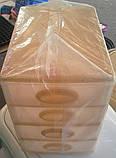 """Комод-органайзер """"Mini Medium"""", пластиковый на 4 секции бежевый, фото 3"""
