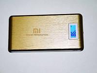 Power bank Xiaomi Mi (портативный аккумулятор Xiaomi Mi LCD)+фонарик копия