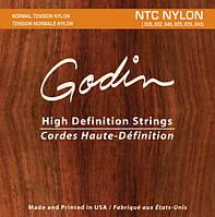Струны GODIN 009350 NTC – Strings Classic Guitar Norm Tension