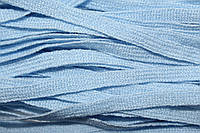 Тесьма акрил 6мм (50м) голубая , фото 1