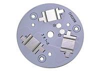 Подложка LED Mount 3pcs (35mm)