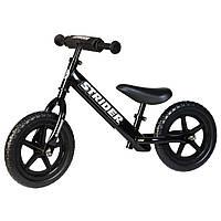 Беговел Strider Sport Black (Чёрный)