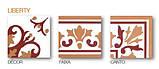 Декоративна плитка в марокканському стилі для стін і підлоги, фото 4