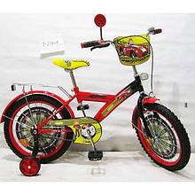 Велосипед TILLY Автогонщик 18
