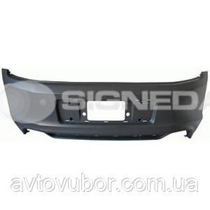 Бампер задний Ford Mustang 13-15 PFD04335BA DR3Z17K835APTM