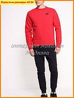 Серый спортивный костюм Nike | интернет магазин костюмов