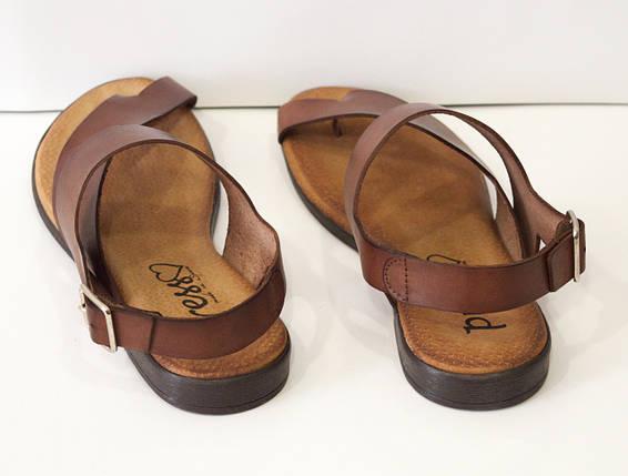 Босоножки женские без каблука Presso 2246, фото 2