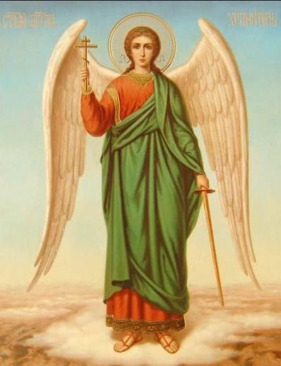 Значение иконы Ангела Хранителя