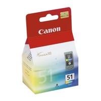 Картридж оригинал струйный Canon Pixma MP150/MP450/MX300 CL-51C Color (0618B001)
