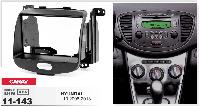 2-DIN переходная рамка HYUNDAI i-10 2008-2013, CARAV 11-143