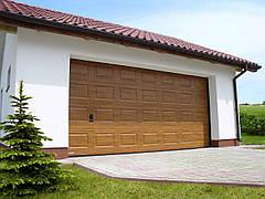 Гаражные ворота серии  PRESTIGE(торсионный вал)2250*2085