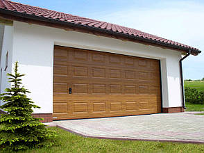 Гаражные ворота серии  PRESTIGE(торсионный вал)2250*2100, фото 2