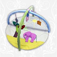 """Развивающий коврик """"Слоненок"""""""