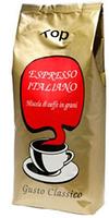 """Кофе """"Espresso Italiano TOP""""  1 кг зерновой 90/10 - Кофе Поли оптом и в розницу Coffeeopt"""