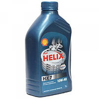 Масло моторное SHELL Helix HX7 SAE 10W-40, 1L, 4107455