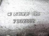 Маслоохладитель (теплообменник) (7302892, 4832767) б/у на Fiat Croma 2.5TD год 1986-1996, фото 3