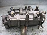 Маслоохладитель (теплообменник) (7302892, 4832767) б/у на Fiat Croma 2.5TD год 1986-1996, фото 7