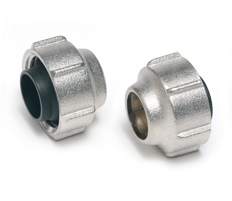 """Соединения резьбовые G3/4""""х15 для трубок (нерж.ст., медь) 15х1,0, комплект 2 шт"""