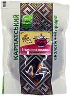 """Чай травяной Еко стандарти Карпат  ''Вітамінна поляна"""" 150г."""