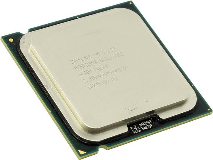 Процесор Intel Pentium Dual-Core E2180 2.00 GHz tray