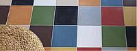Базовая декоративная плитка одноцветная в марокканском стиле для стен и пола моноколор, фото 1