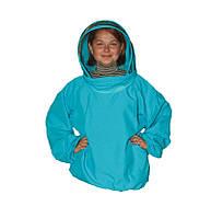 Куртка пчеловода Евро. Габардин. Размер XXL / 54-56
