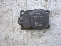 Шаговый двигатель печки Behr 410473241 б/у на Renault Master, Opel Movano, Nissan Interstar год 2003-2010
