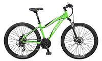 """Горный велосипед Fuji Addy Comp 1.7-Disk зеленый 17"""" (Gt 15)"""