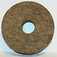 Круг войлочный 125 мм мягкий