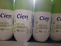 Антиперспирант шариковый Cien Natural Minerals 50 мл