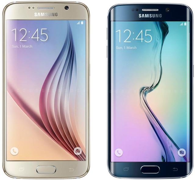 Samsung S6/S6 Edge