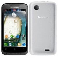 Смартфон Lenovo A 369, 2х ядерный,4 дюйма,2 сим ((white), фото 1