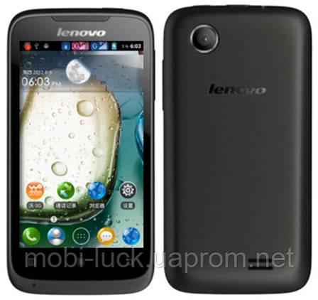 Оригинальный смартфон Lenovo A369   2 сим,4 дюйма,1500 мА/ч.