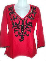 Женская блуза туника, Индия, 42 размер