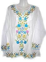 Женская летняя блуза туника