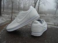 Кроссовки Nike Cortez белые (размеры 36)