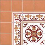 Декоративна плитка в марокканському стилі для стін і підлоги, фото 3