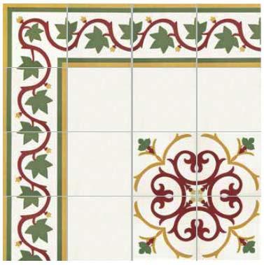 Декоративна плитка в марокканському стилі для стін і підлоги