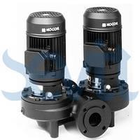 NOCCHI Pentair Water Циркуляционный сдвоенный насос с сухим ротором Nocchi R2TD 40-120T