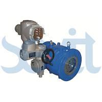 T.I.S SERVICE Игольчатый клапан c электрическим приводом F5000 06