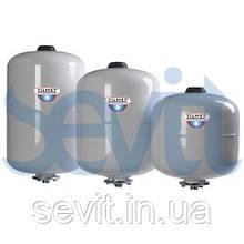 Розширювальні баки Zilmet для систем водопостачання Hy-Pro 19 арт. 11H0001900 (19л) 10 bar