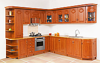 Кухня красивая Тюльпан 2000 м или 2600 м  /  Кухня гарна Тюльпан 2000 м або 2600 м