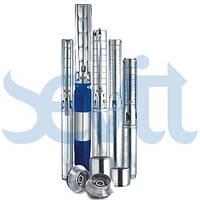 Swiss Pump Company ПОГРУЖНЫЕ СКВАЖИННЫЕ НАСОСЫ SPCO UG 60-1