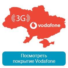 карта покрытия Vodafone
