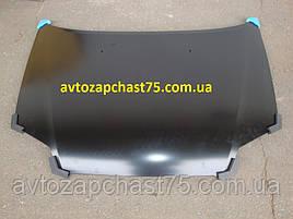 Капот Chevrolet Aveo (кузов T200) 2004-2006 года (производство TEMPEST)